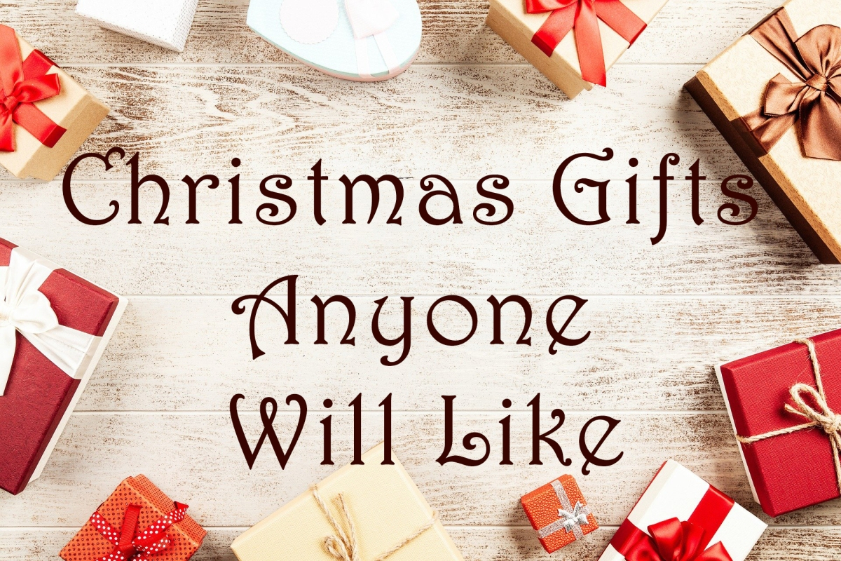 7 Christmas Gifts Anyone Will Like