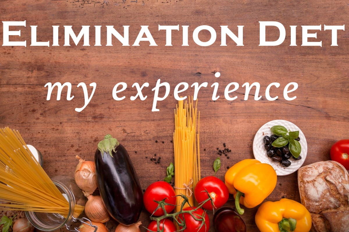 My Experience With EliminationDiet