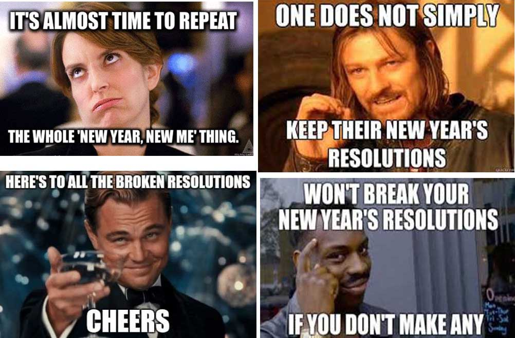 Why New Year's Resolutions Are The Perfect Frustration Mechanism