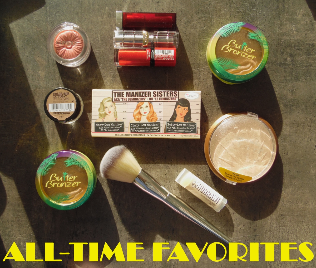Makeup Favorites: What I'll Repurchase Forever