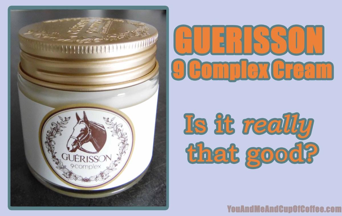 Guerisson 9 Complex Cream In-DepthReview