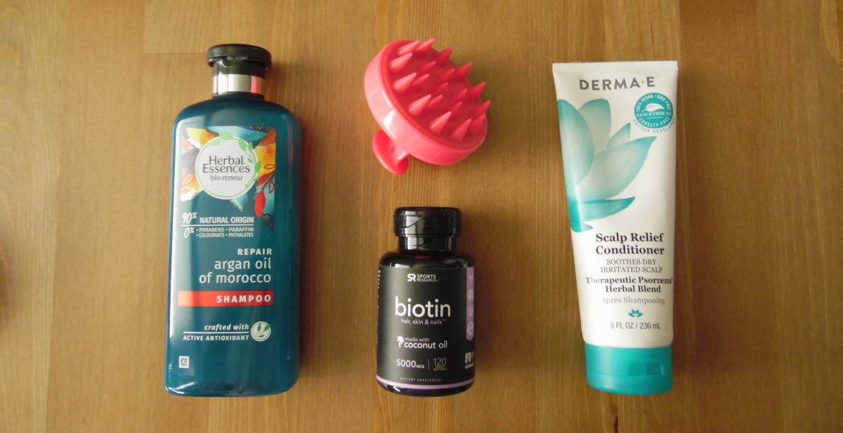 My Best Remedies For Dry & Flaky Scalp. Part 1: Products I Use
