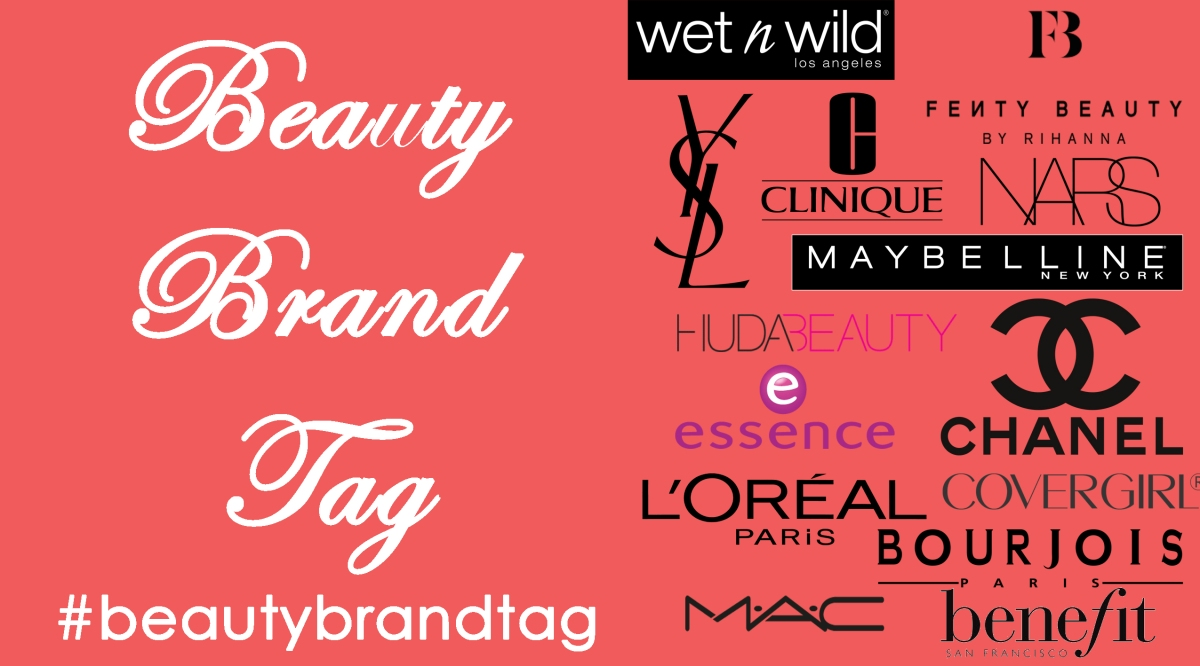 Beauty Brand Tag // My Makeup Aesthetics, Brand Loyalty, Consumerism, Choice Fatique