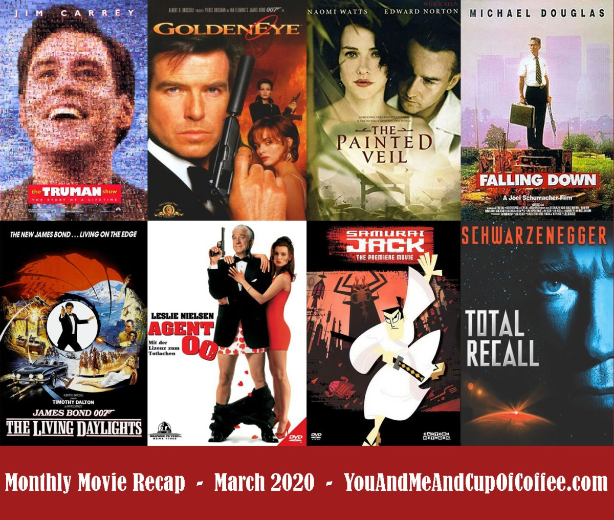 Monthly Movie Recap: March 2020 🎥
